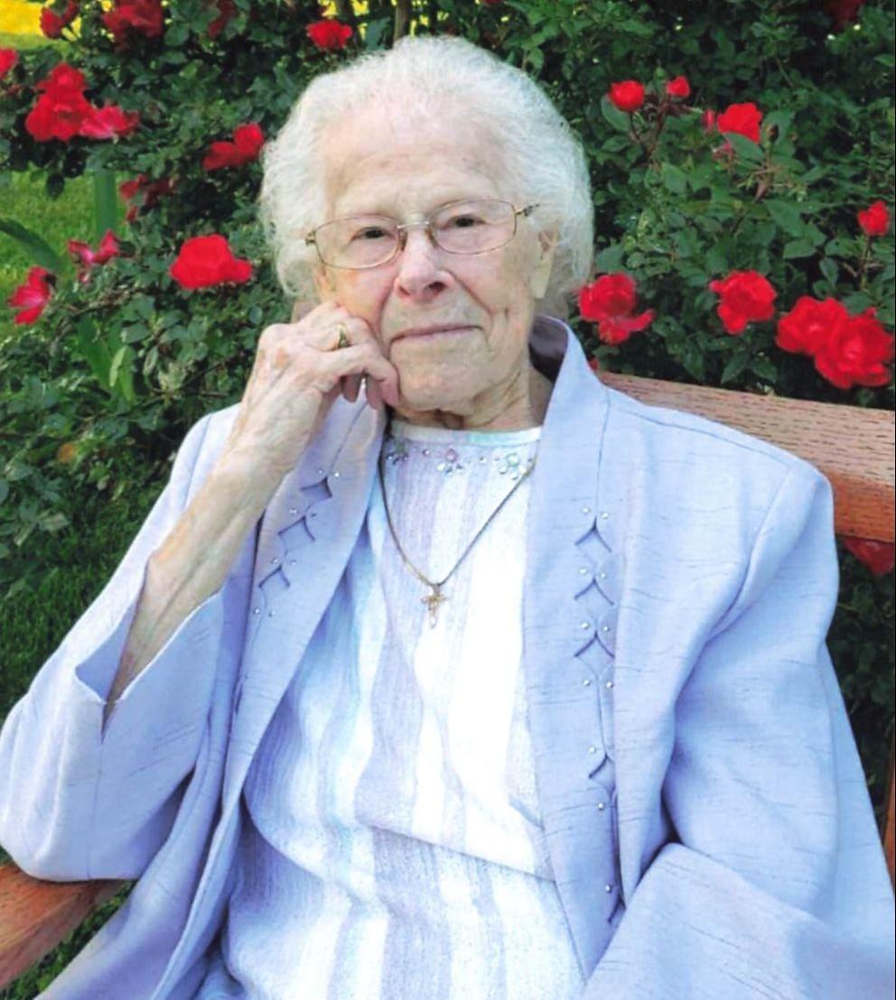 Wilma Frances Denning