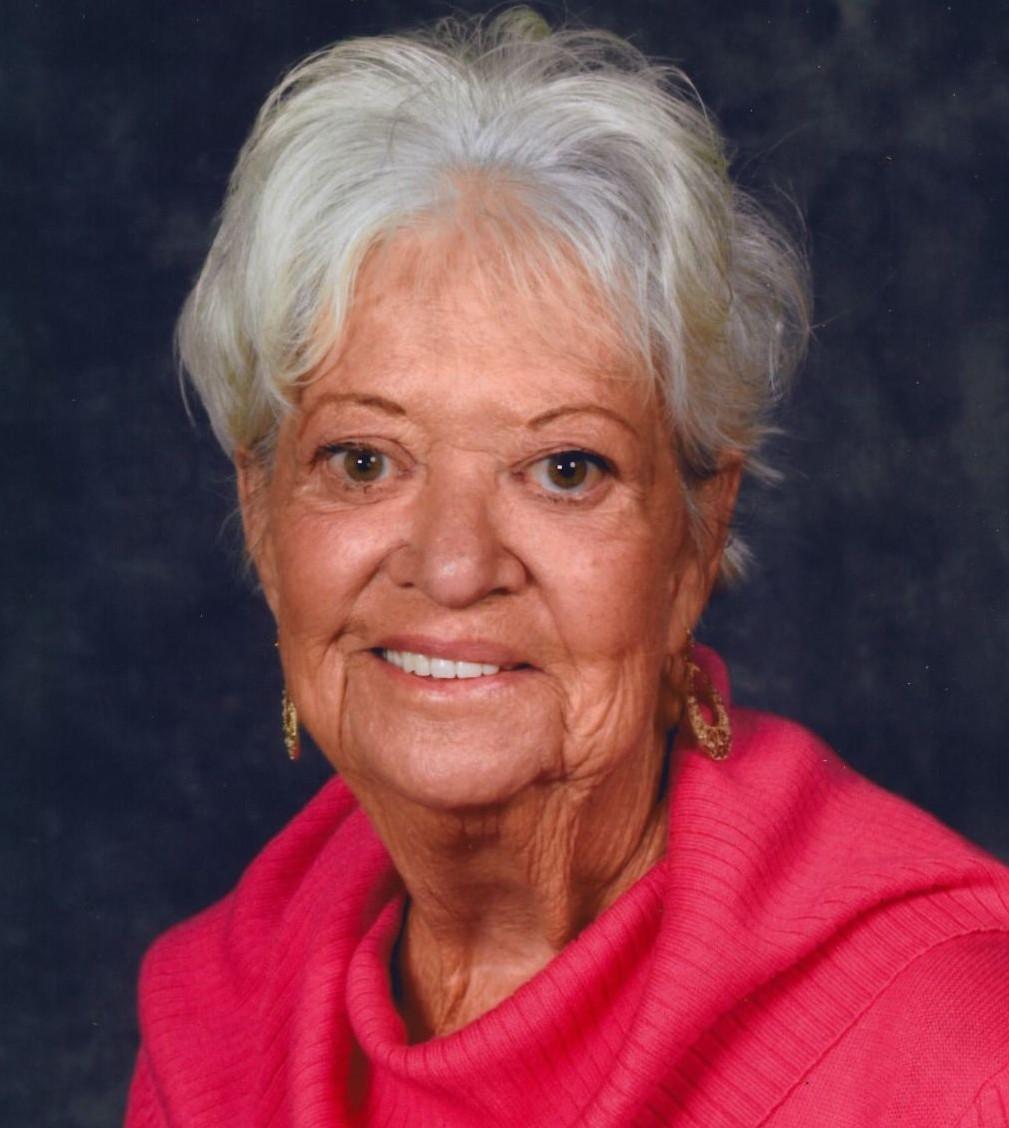 Peggy Cash Garrett