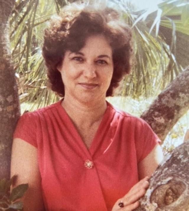 Gladys Louise Crawford