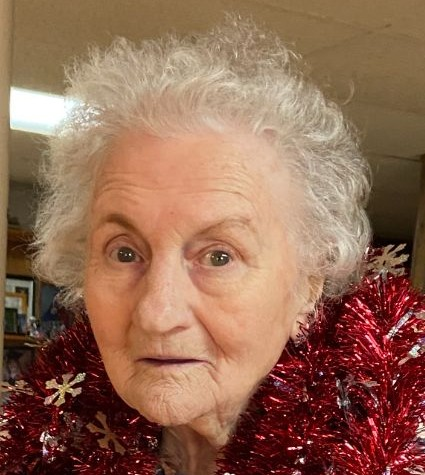 Gladys Alease Thomas