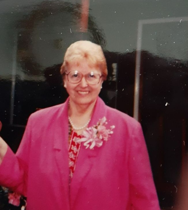 Doris Lucille Ashbaugh