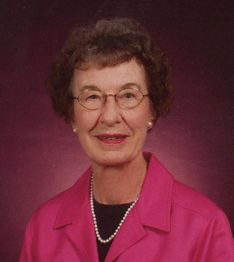 Dr. E. Carolyn Ater