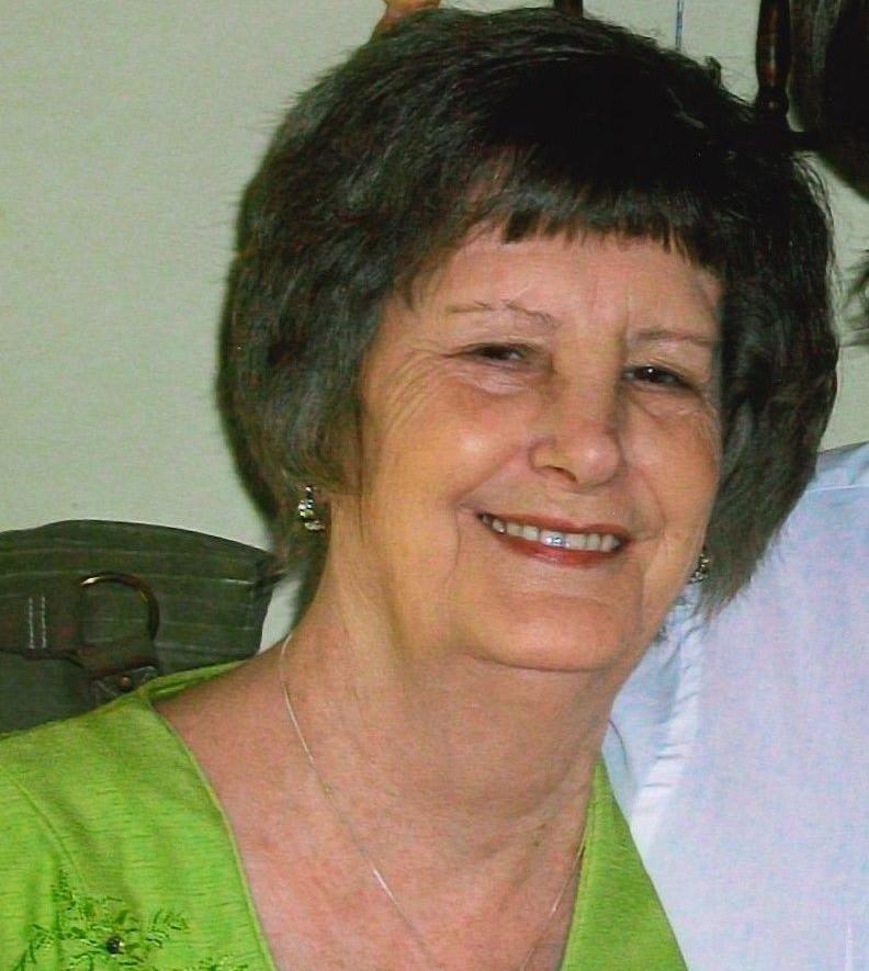 Mary Hammond Burke