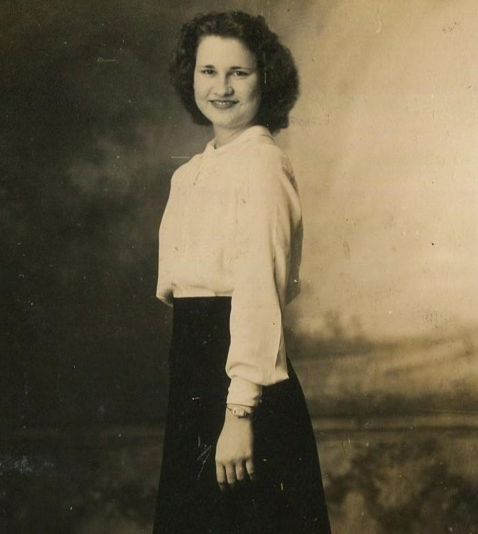 Hazel Clark Roach