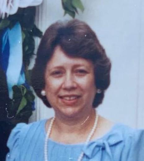 Gladys Carol Martin