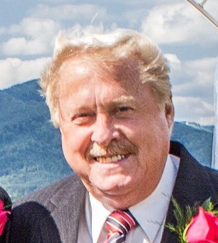 """John  William """"Buck"""" Puckett"""