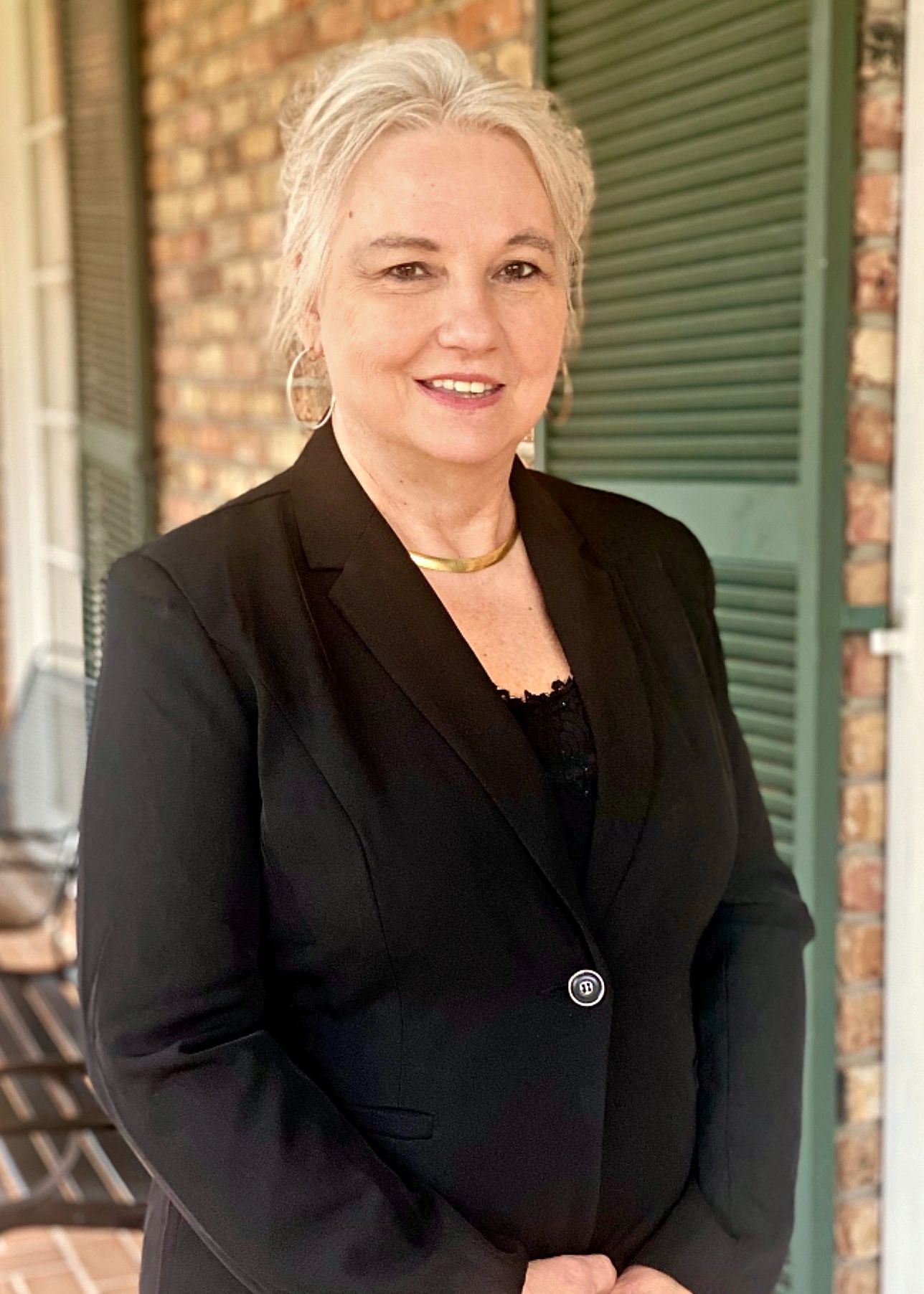 Photo of Marilyn Guidry - Funeral Home Attendant