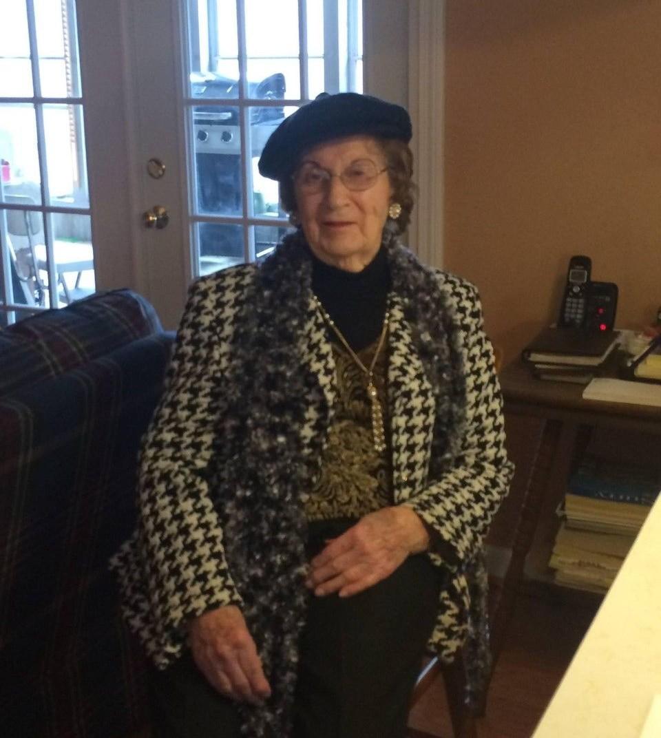Lois  Frances Stewart Eads