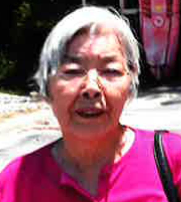 Shigeko Yamashita Parsons