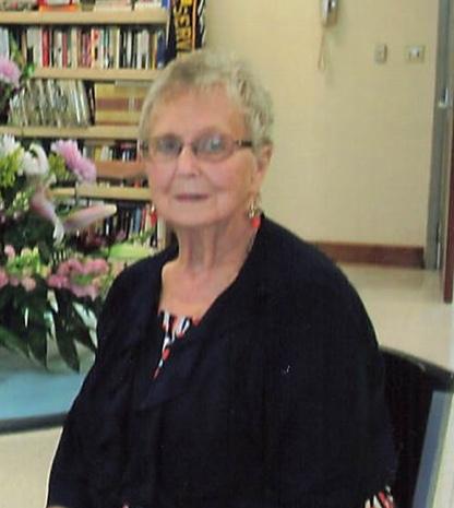 Nancy Bagwell Hornsby