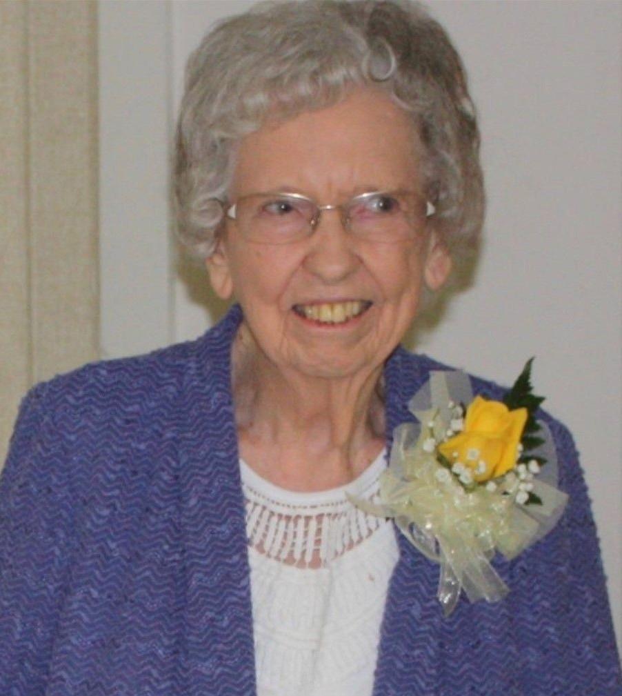 Mildred Marie Billingsley