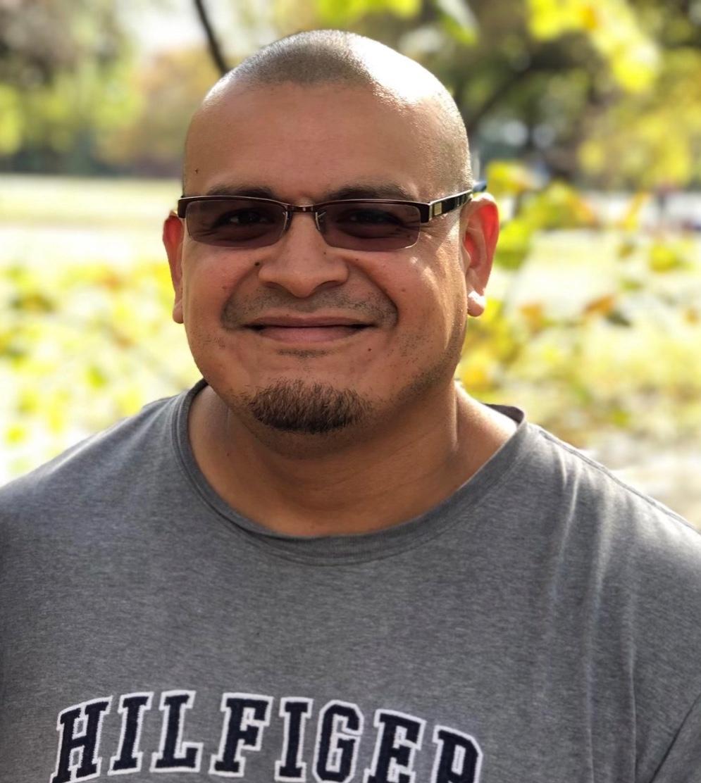 Christopher  Sanchez Ramos,  41