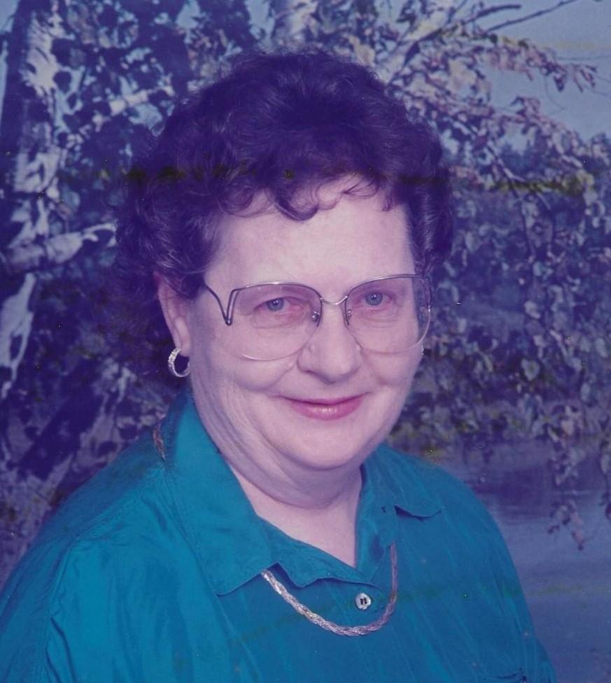Doris Elizabeth Cotton Simmons