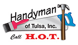 Website for Handyman of Tulsa, Inc.