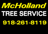 Website for McHolland Tree Service