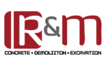 Website for R&M Concrete