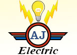 Website for A J Electric