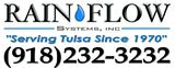 Website for Rain-Flow Systems, Inc.