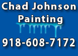 Website for Chad Johnson Painting
