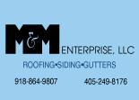 Website for M & M Enterprise LLC