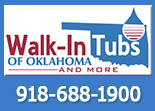 Website for Walk in Tubs of Oklahoma
