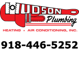 Website for Hudson Plumbing Heating & Air Conditioning, Inc