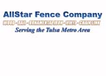Website for AllStar Fence Co.