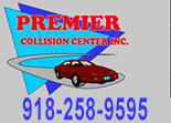Website for Premier Collision Center, Inc.