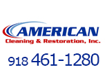 Website for American Cleaning & Restoration, Inc.