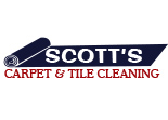 Website for Scott's Carpet  Cleaning Service