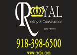 Website for Royal Roofing & Construction LLC