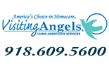 Website for Visiting Angels of Green Country