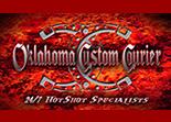 Website for Oklahoma Custom Courier, LLC