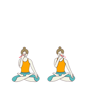 restorative yoga sequence yoga for blood pressure