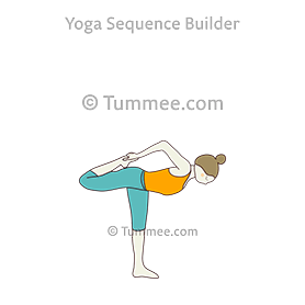 one legged mountain pose yoga eka pada tadasana  yoga