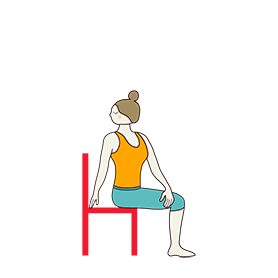 seniors yoga sequence chair yoga sequence for seniors