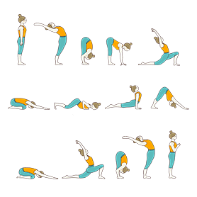 backbend yoga sequence for beginners  tummee