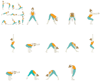 Hatha Yoga - Core Strength Yoga Sequence: Hip Opening Yoga Sequence