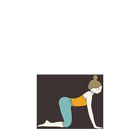 gentle yoga sequence beginner yoga sequence  tummee