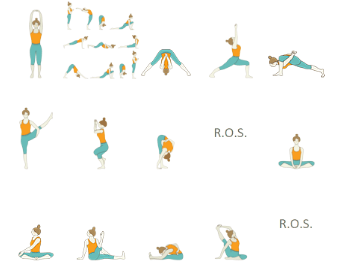 Hatha Yoga - Daily Yoga Sequence: All Levels Yoga Sequence