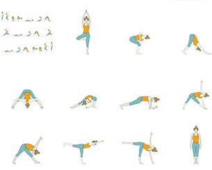Hatha Yoga - Dancer Pose Yoga Sequence: Yoga Sequence for Balance