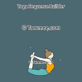 dhanurasana bow pose contraindications tummee com
