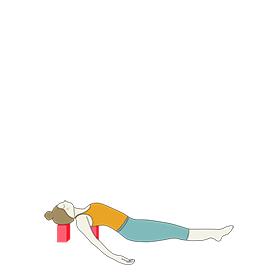 Fish Pose Blocks (Matsyasana Blocks)