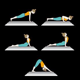 Advanced Vinyasa Flow Yoga Strength and Balance - Twist Yoga