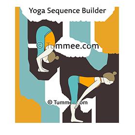 Forward Fold Flow Yoga Uttanasana Vinyasa