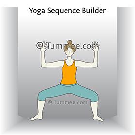 yoga poses yoga cartoon images