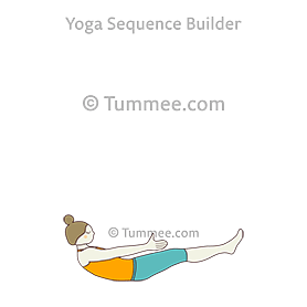 Half Boat Pose Arms Forward (Ardha Navasana Arms Forward)