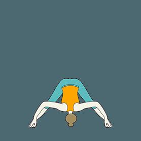 peak pose yoga sequence hanumanasana split pose