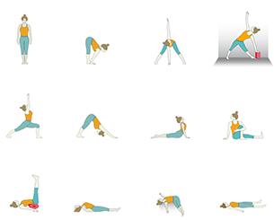 Hatha Yoga Sequences Foundational Sequences For Yoga Teachers Tummee Com