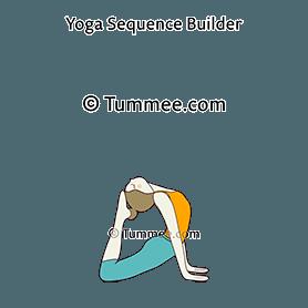 king cobra pose yoga raja bhujangasana  yoga sequences